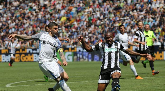 Inter Siap Bangkit Kontra Udinese