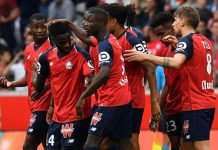 Ligue 1 Prancis - Lille - Reims