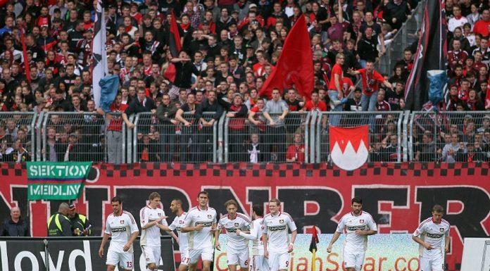 Bundesliga - Nuernberg - Leverkusen