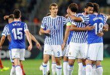 La Liga Spanyol - Real Sociedad - Valladolid
