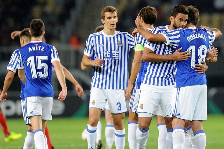 Preview Real Sociedad vs Valladolid: Berpotensi Menang Tipis