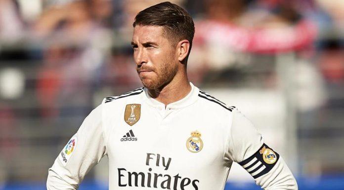 Ramos Berang Dengar Kabar Mouriho Ke Madrid