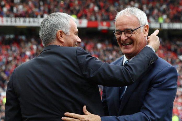 Ranieri Sebut Mourinho Seperti Kawan dan United Tim Fantastis