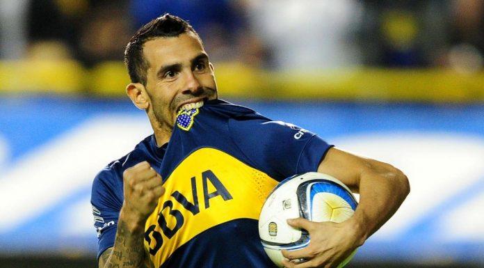 Tevez Jelang Final Copa Libertadores