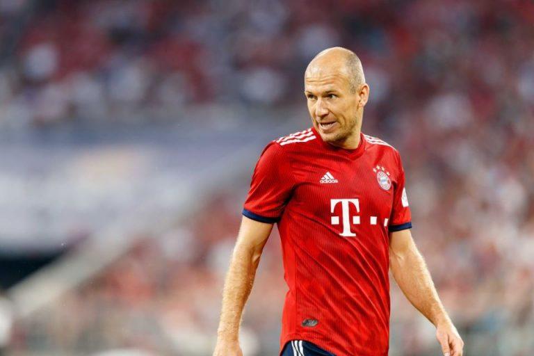 Robben Ingin Sumbang Trofi Terakhir Untuk Bayern