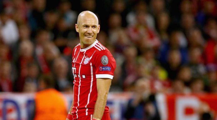 Robben Terus Dirayu Pulang ke PSV Eindhoven