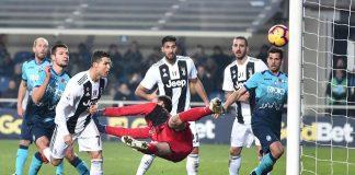 Ronaldo Menjadi Penyelamat Saat Juve Melawan Atlanta