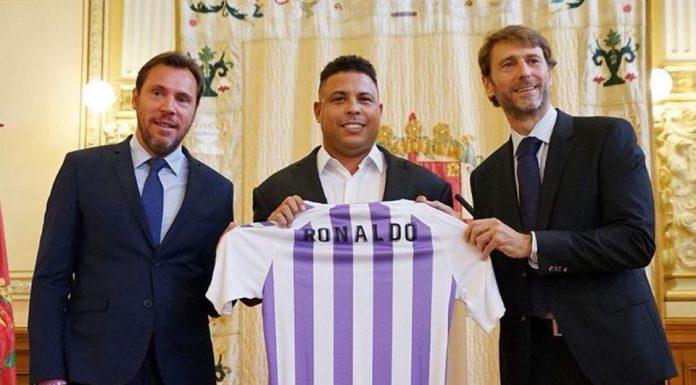 Ronaldo Nikamti Peran Baru