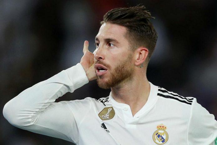 Sergio Ramos Berang Dengan Kelakuan Suporter Al Ain FC
