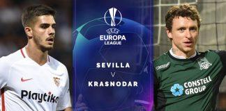 Sevilla Ditantang Krasnodar