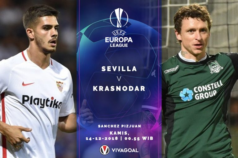 Prediksi Sevilla vs Krasnodar: Misi Amankan Status Juara Grup