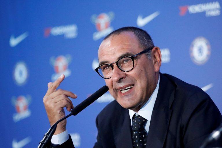 Gabung Juventus, Sarri Anggap Dirinya Berada di Puncak Karier