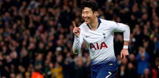 Son Senjata Tottenham