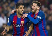 Suarez Was-Was Main Dengan Neymar dan Messi
