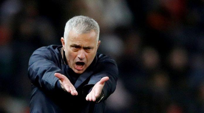 Waktu Yang Tepat Untuk Pecat Mourinho