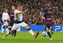 Tottenham Harus Waspada Terhadap Keganasan Lionel Messi
