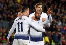 Tottenham Unggul Head to Head