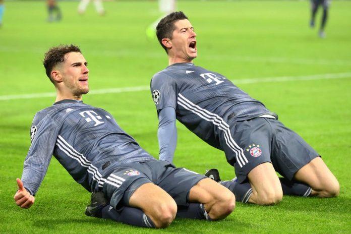 Lewandowski Diatas Messi & Ronaldo Dalam Pencapain Gol Terbanyak Fase Liga Champions Musim Ini