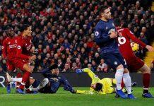 MU Menambah Catatan Rekor Buruk Usai Kalah Dari Liverpool