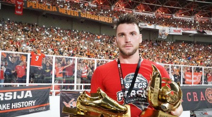 Marko Simic Akan Pulang Ke Kroasia Usai Membawa Persija Juara Liga 1