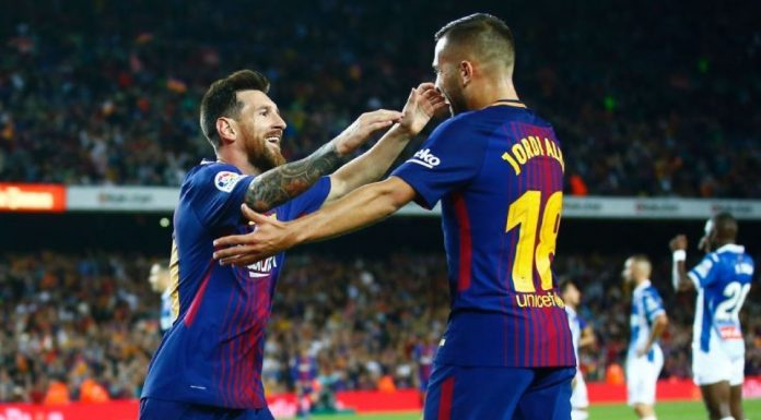 Valverde Puji Messi dan Alba