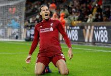Van Dijk Sakit Saat Liverpool Menang