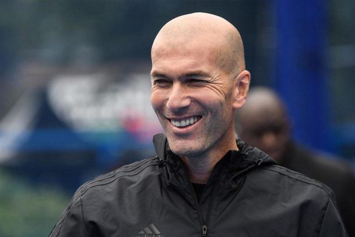 Zidane Buka Peluang Latih Juventus Musim Depan