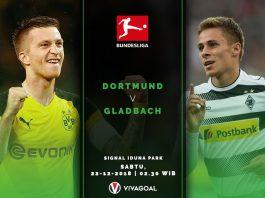 Dortmund dan Gladbach