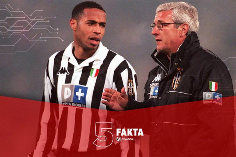5 Fakta Transfer Terburuk Si Nyonya Tua, Juventus
