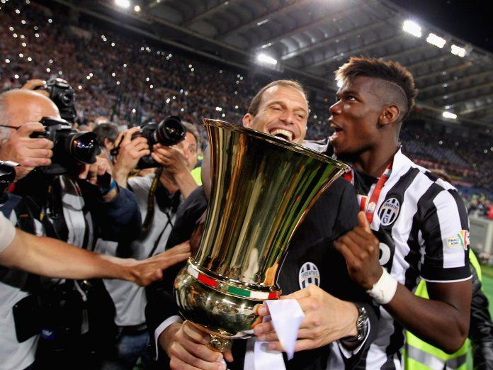 Allegri: Pogba Kembali ke Bianconeri Hanya Sebuah Mimpi