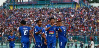 Arema Enggan Bereksperimen di Piala Indonesia