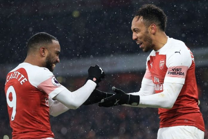 Arsenal Raih 3 Poin Sempurna Usai Kalahkan Cardiff