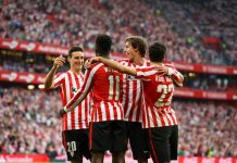 Athletic Bilbao Berjaya di Baladios