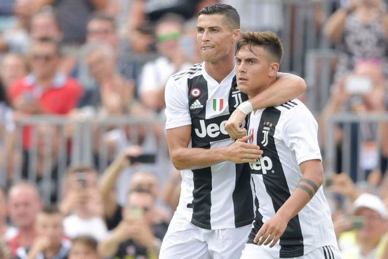 Atletico Lebih Waspadai Dybala Ketimbang Ronaldo