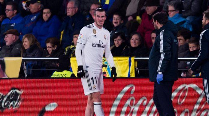 Bale Cedera, Madrid Ditahan Imbang Villarreal