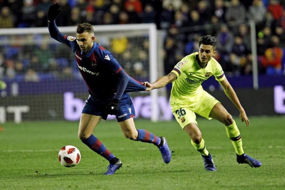 Barca Terancam Diskualifikasi dari Copa Del Rey