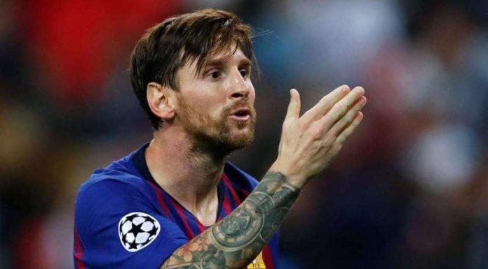 Barcelona Terjepit, Messi Minta Dukungan Fans