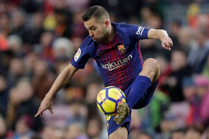 Bartomeu Pastikan Jordi Alba Dapat Kontrak Baru
