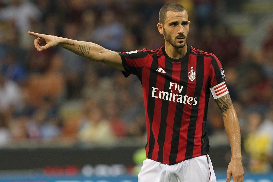 Bonucci Saya Seperti Orang Lain Saat di Milan
