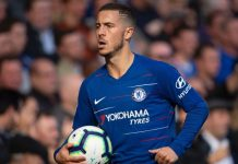 Bukan Tidak Mungkin Hazard Merumput di Spanyol