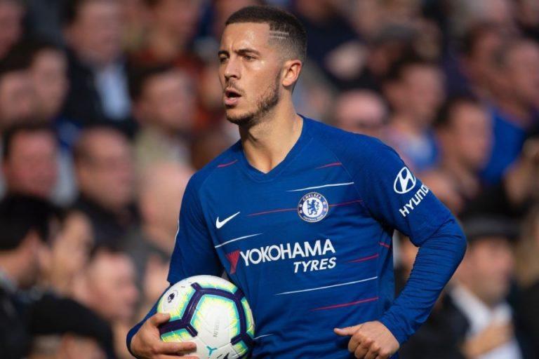 Bukan Tak Mungkin Hazard Merumput di Madrid