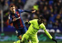 Barcelona Kalah Karena TErtidur