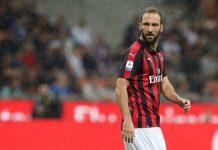 Calabria- Higuain Adalah Ronaldo-nya Milan