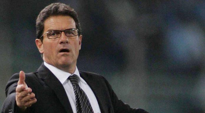 Capello Scudetto Inter Seperti Lelucon