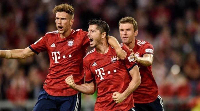Catatan Manis Bayern Munchen di 2019