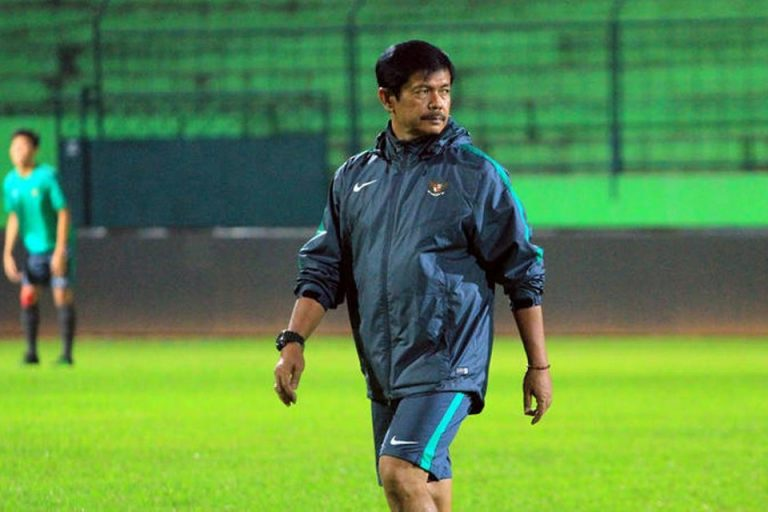 Coach Indra Sjafri Beberkan Kriteria Ideal Striker Timnas U-22