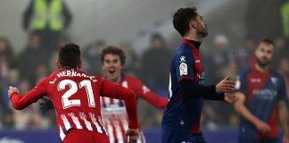 Altetico Madrid Menang Tiga Gol Tanpa Balas Lawan Huesca