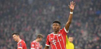 David Alaba Kirim Sinyal Hengkang dari Bayern
