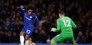 PSG Tertarik Datangkan Willian Dari Chelsea