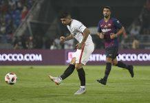 Sevila Hancurkan Debut Boateng di Barcelona